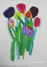 A1. Bouquet de fleurs