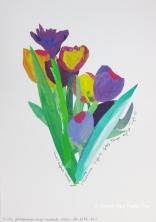 A2. Bouquet de fleurs