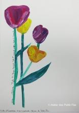 A3. Bouquet de fleurs