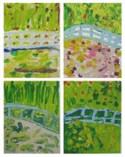 C8. Le jardin de Monet