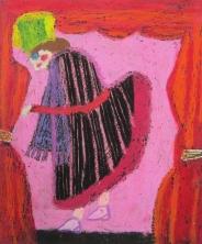 D2. La femme harpe