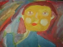 G4. Portrait en couleur