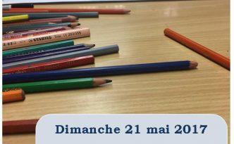 Invitation Portes ouvertes - Adultes - 2017